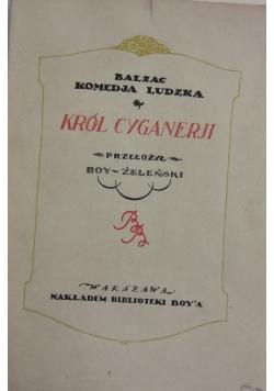 Król cyganerii, 1926 r.