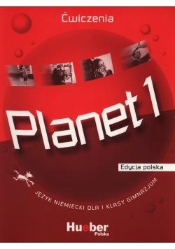 Planet 1 Ćwiczenia