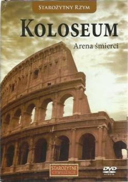 koloseum- Arena śmierci , płyta DVD