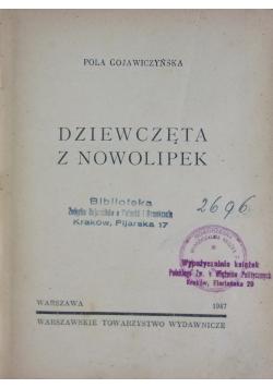 Dziewczęta z Nowolipek, 1947r.