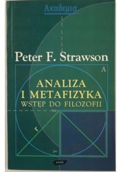 Analiza i metafizyka. Wstep do filozofii