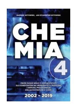 Chemia T.4 Matura 2002-2019 zb. zadań wraz z odp.