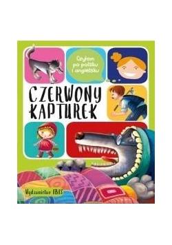 Czytam po polsku i ang. Czerwony Kapturek