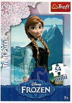 Puzzle 54 mini Frozen 3 TREFL