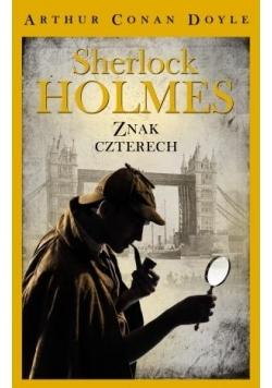 Sherlock Holmes. Znak czterech BR