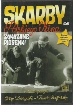 Zakazane piosenki, płyta DVD