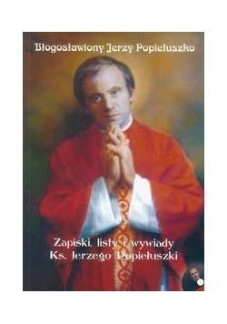 Błogosławiony Jerzy Popiełuszko + płyta CD