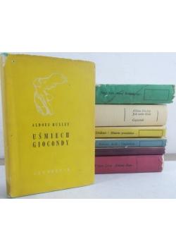 Czytelnik- zestaw 7 książek