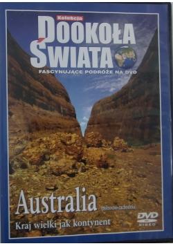 Australia - kraj wielki jak kontynent CD
