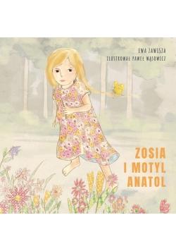 Zosia i motyl Anatol