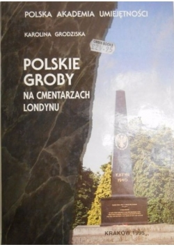 Polskie groby na cmentarzach Londynu