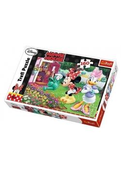 Puzzle 160 Podlewanie kwiatków TREFL