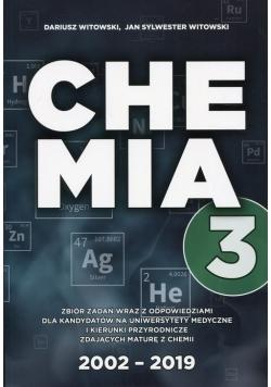 Chemia Zbiór zadań wraz z odpowiedziami Tom 3