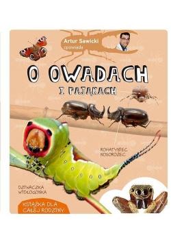 Opowiada.. A.Sawicki opowiada o owadach i pająkach