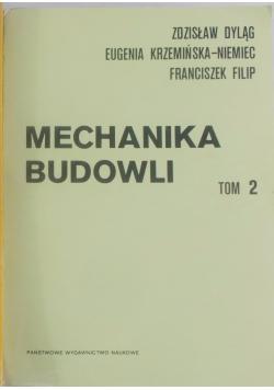 Mechanika budowli, Tom I
