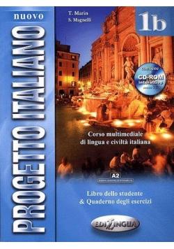 Progetto Italiano Nuovo 1B podręcznik