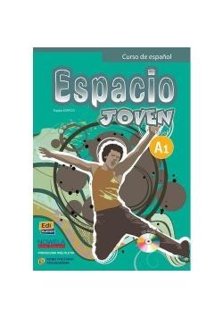 Espacio Joven 1 podręcznik + CD NOWELA