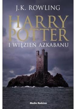 Harry Potter 3 Więzień Azkabanu TW (czarna edycja)