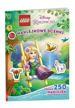 Lego Disney Księżniczka. Naklejkowe Scenki