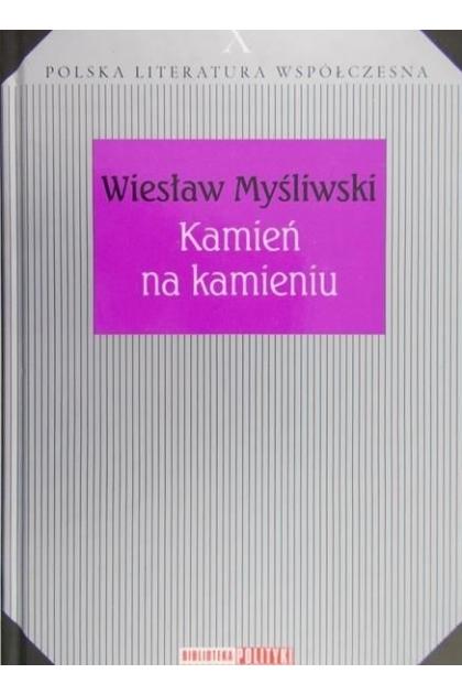 Kamień Na Kamieniunowa Wiesław Myśliwski 2400 Zł