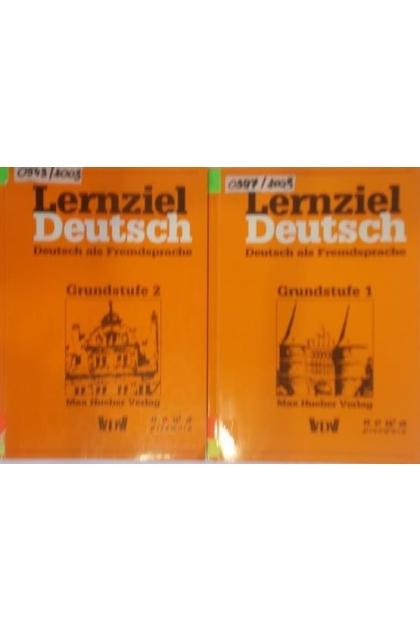 Lernziel deutsch deutsch als fremdsprache grundstufe 1 for Wolfgang hieber