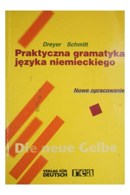 dreyer schmitt praktyczna gramatyka języka niemieckiego