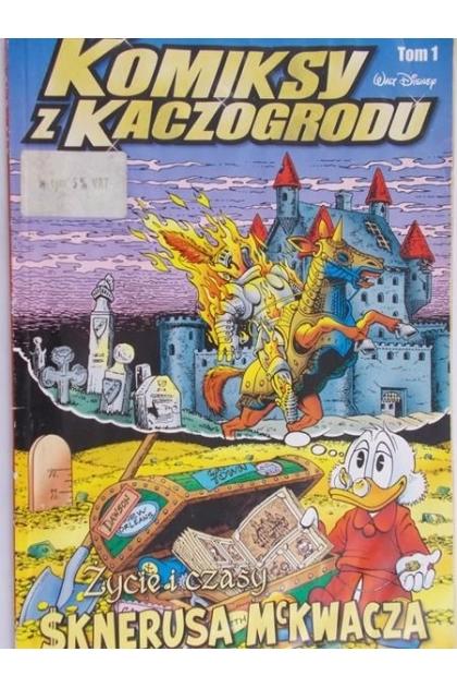 komiksy z kaczogrodu firefox