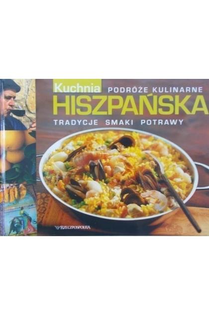 Kuchnia Hiszpanska Barbara Maninska Red 12 00 Zl Tezeusz Pl