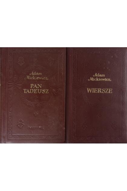 Wierszepan Tadeusz Adam Mickiewicz 1900 Zł Tezeuszpl