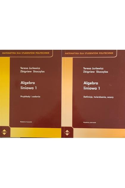 Algebra Liniowa 1 Przykłady I Zadania Definicje