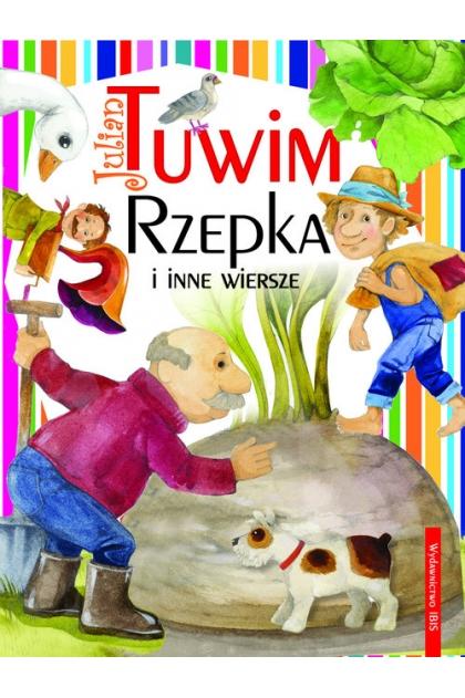 Rzepka I Inne Wiersze Julian Tuwim 830 Zł Tezeuszpl