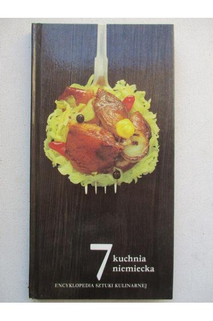 Encyklopedia Kulinarna Cz 7 Kuchnia Niemiecka Ewa