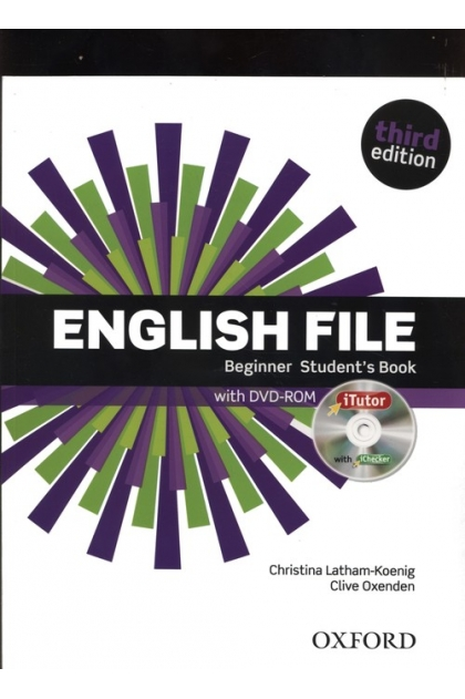 English File Beginner Full Course Book