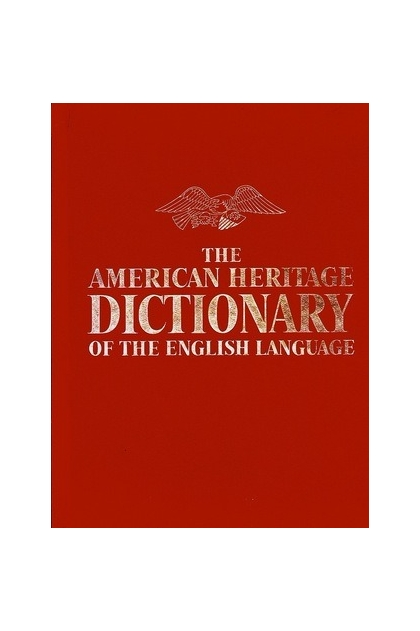the american heritage dictionary of the english language essay The american nurses association (ana) according to the american heritage® dictionary of the english language the american nurses association.